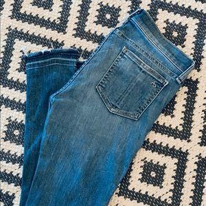 Rag & Bone skinny jeans • size 27